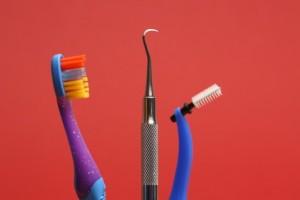 Verschiedene Arten von Zahnbürsten