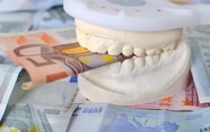 Kosten für die Zahnzusatzversicherung